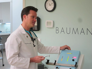 FUE NeoGraft-Hair-Transplant_Bauman-NBC-FOX_IMG_7435