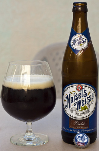 Review: Maisel's Weisse Dunkel by Cody La Bière