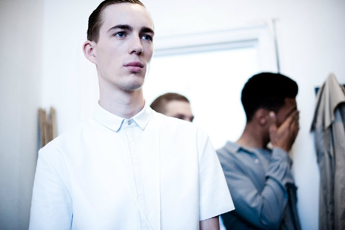 SS13 London Richard Nicoll025_Milo Spijkers(Dazed Digital)