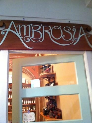 Ambrosia Choco 2 Store