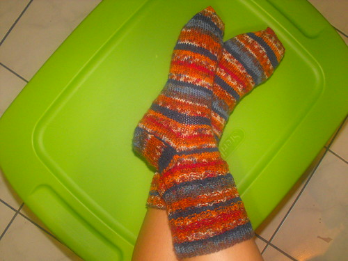 Africa's socks