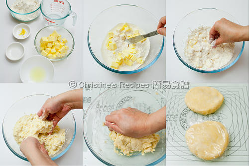 Mushroom Chicken Pie Procedures01