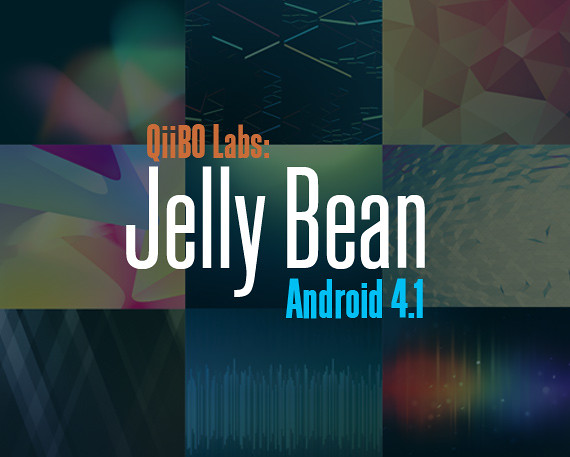 QiiBO Labs: Android 4.1 Jelly Bean