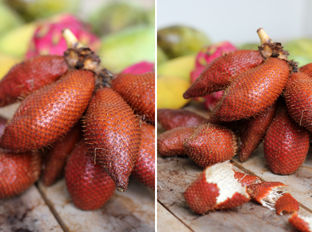What is snake fruit?