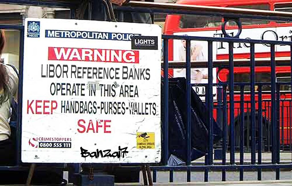 METRO POLICE LIBOR WARNING