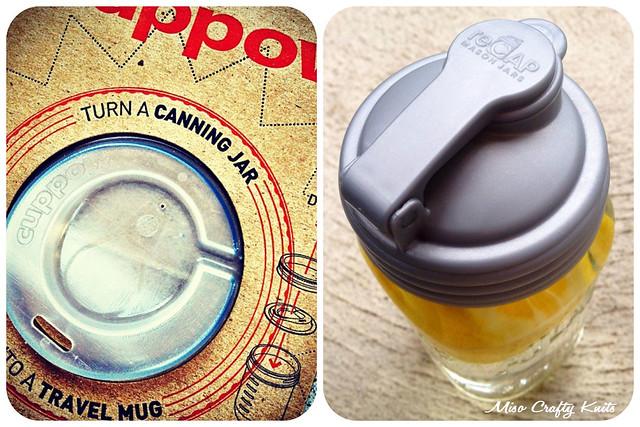 Mason Jar Tops
