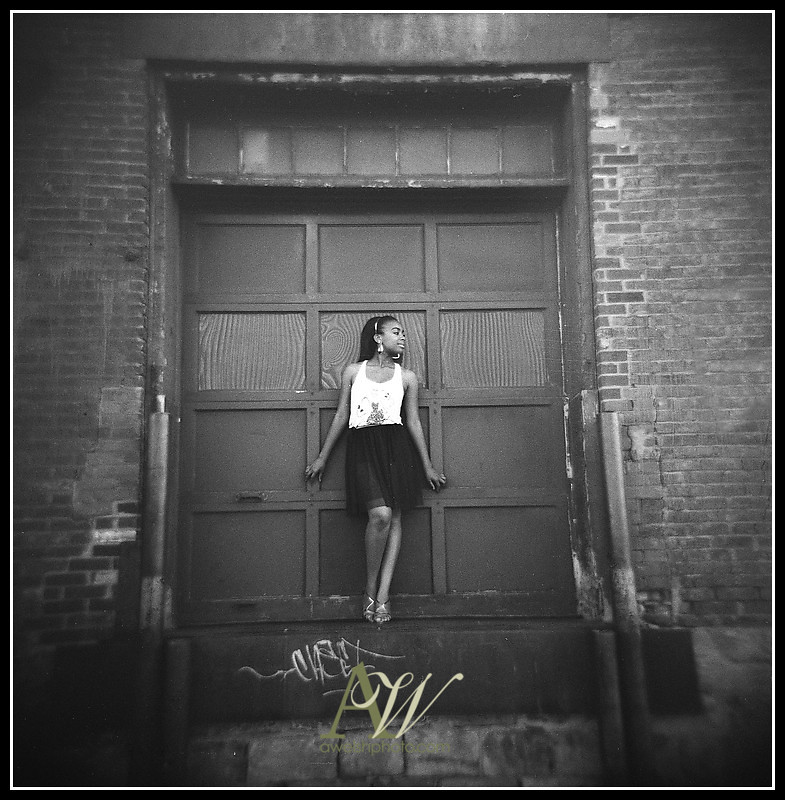 Kyla Rochester NY Senior Portrait Photos