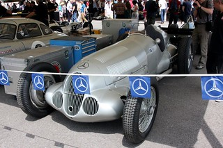 Goodwood Festival of Speed 2012 - 1937 Mercedes-Benz W125