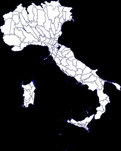 province per comuni con meno di 5k (by Alessandro Riolo, on Flickr)