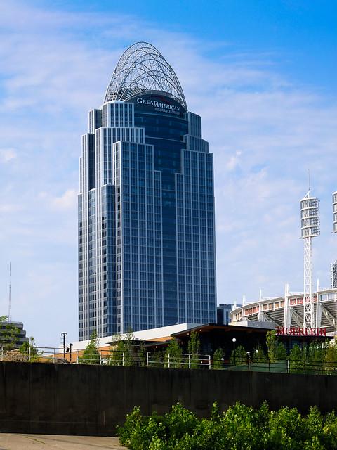 Cincinnati duck tour 2 great american insurance group for Great american builders