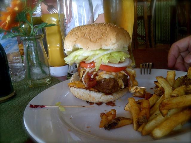 Puslinch Burger