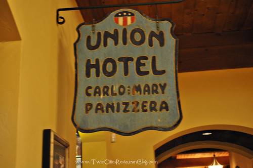 Union Hotel Sign ~ Santa Rosa, CA