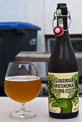 Review: Muskoka Spring Oddity by Cody La Bière