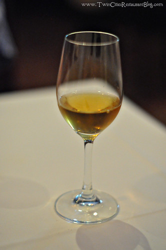 Kanu Kia Ora at Capital Grille Generous Pour Wine Event 2012