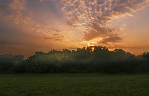 sky nature fog clouds sunrise landscape nikon scenery maryland huntvalley d700 35mmf14g