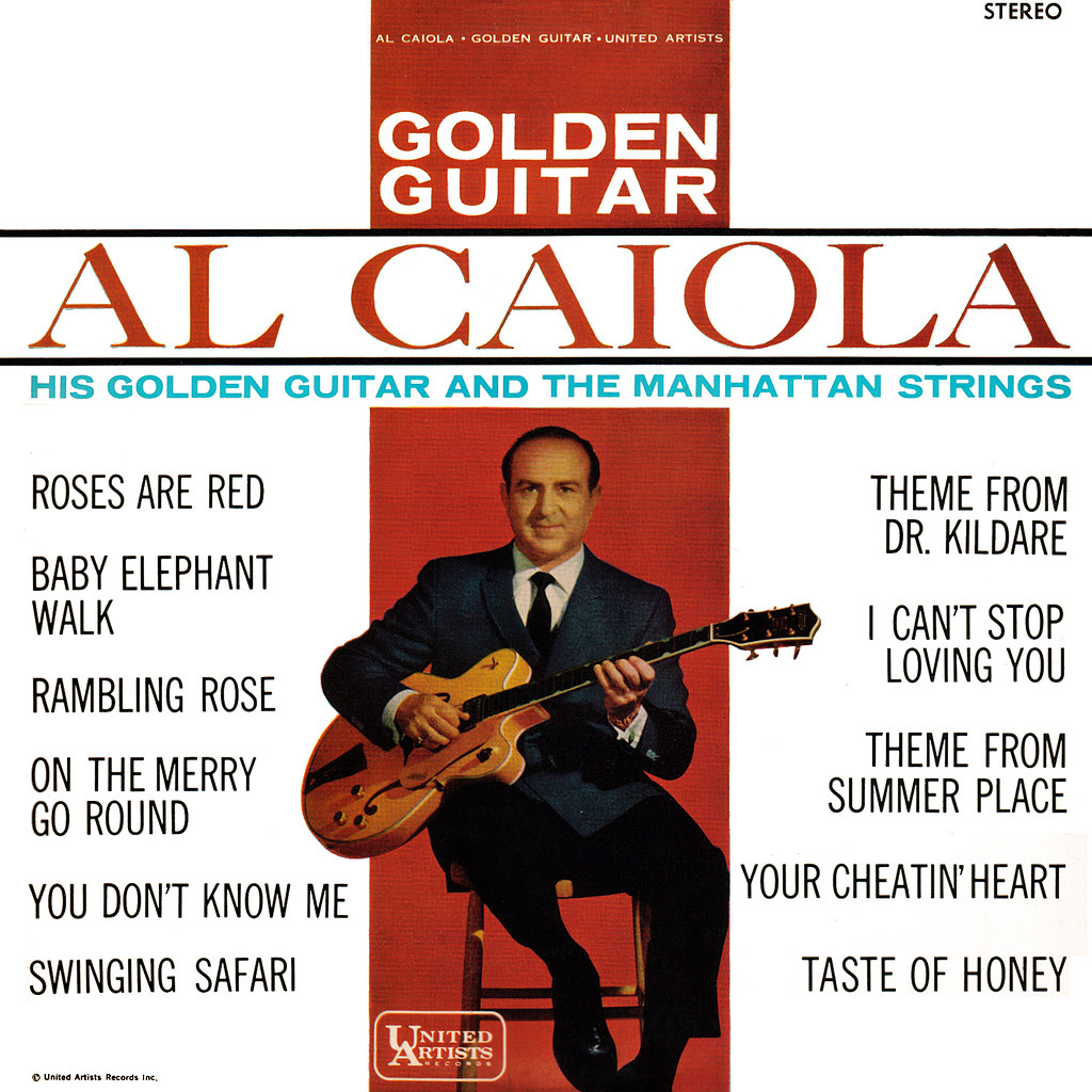 Al Caiola - Golden Guitar