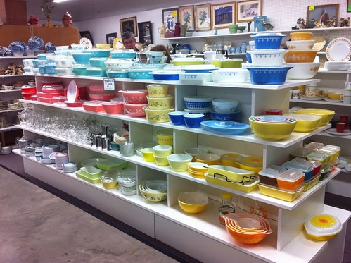Pyrex Heaven in Adamstown, PA