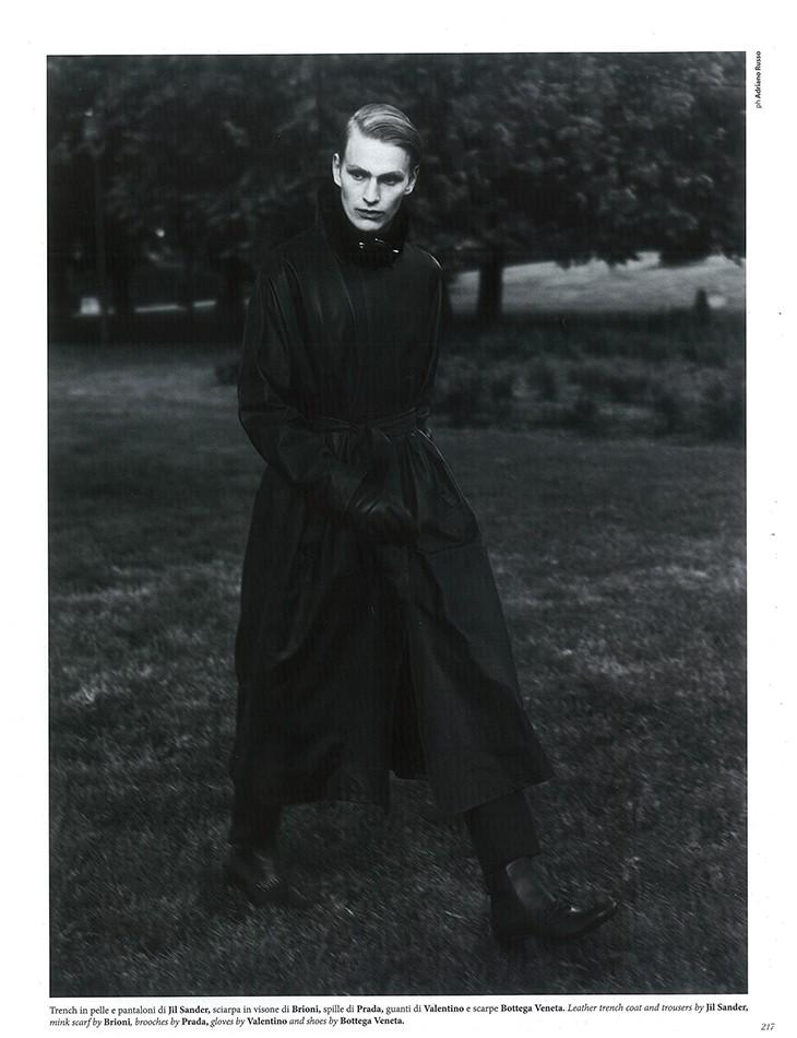 Gerhard Freidl0304_VIKTOR Magazine_Ph Adriano Russo(Wiener Models)