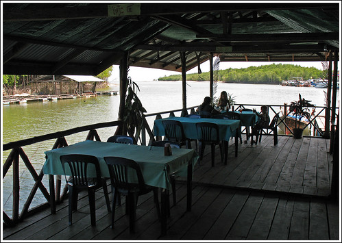 Chumchon Floating Restaurant