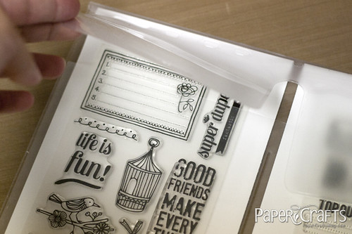 7584253140 10ab2765ff Groovin with the Go to Gals: Clear Stamp Storage