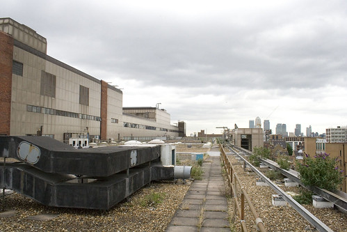 The News International Site at Wapping