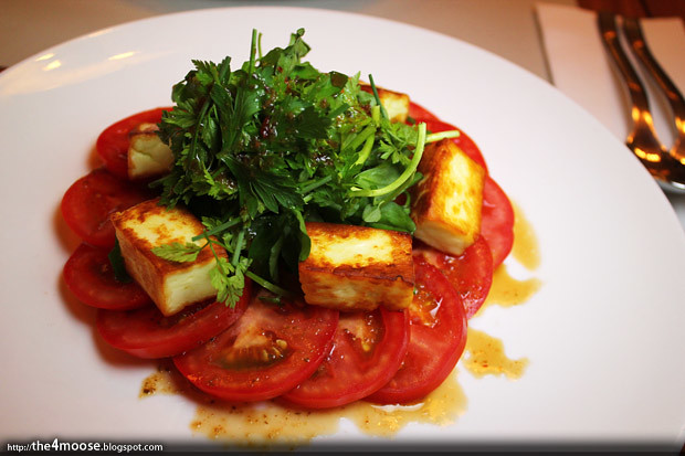 Marmalade Pantry @ Stables - Pan-Seared Haloumi
