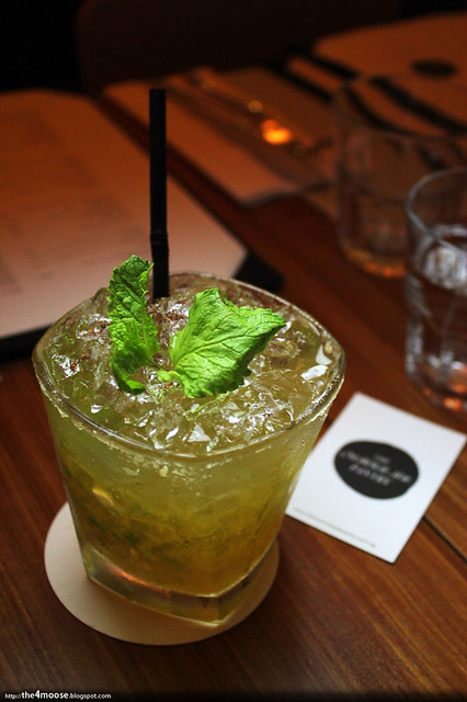 Marmalade Pantry @ Stables - Passionfruit Mojito