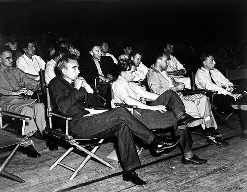 1946 Bradbury et al. at Super Conference