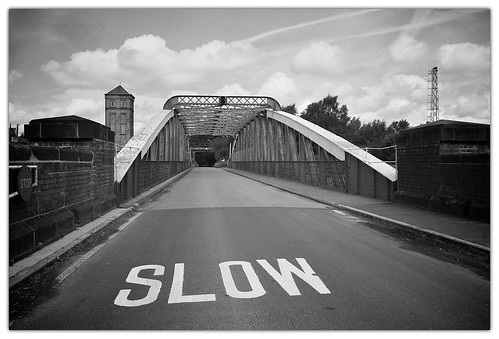 slow down! by Steve_Gregory