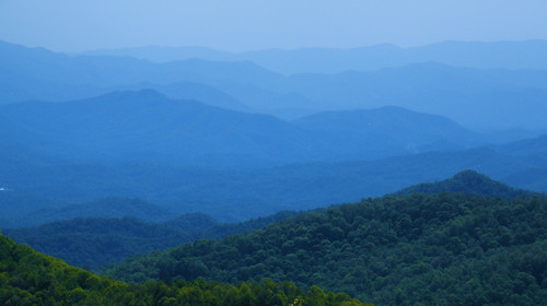 Great Smoky Mountains National Park (by: Rich Levine, creative commons)