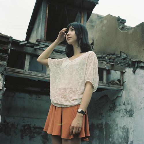 [フリー画像素材] 人物, 女性 - アジア, 中国人 ID:201207261800