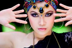 [フリー画像素材] 人物, 女性 - アジア, マレーシア人 ID:201209042200