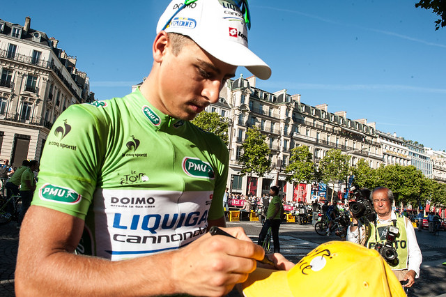 Peter Sagan - 2012 Tour de France
