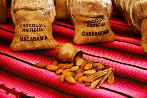 Organic Cacao by Vilma Salazar