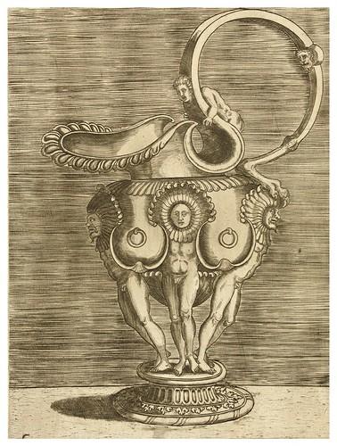 003-Jarrones, jarras y cuencos grotescos 1548-Cornelio Bos- © Rijksmuseum