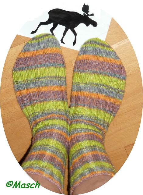 Geiranger Socken