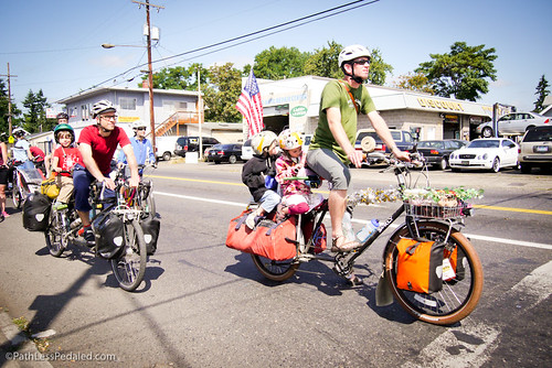 Kidical Mass Bike Camping Trip
