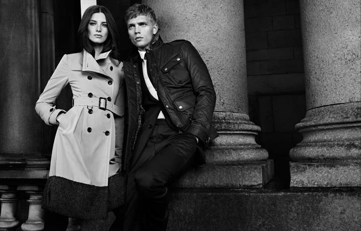 Benjamin Eidem0004_FW12 Burberry Black Label