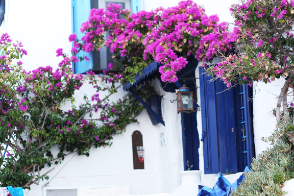 Skopelos, the old town