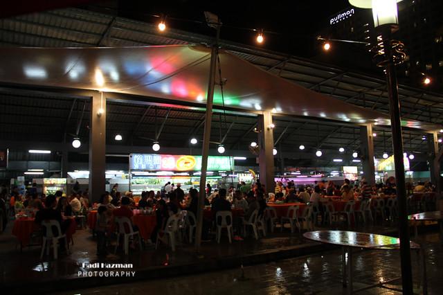 Dinner in kuching