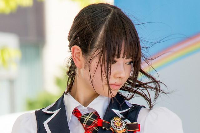 Photo:a girl By Yosi Oka