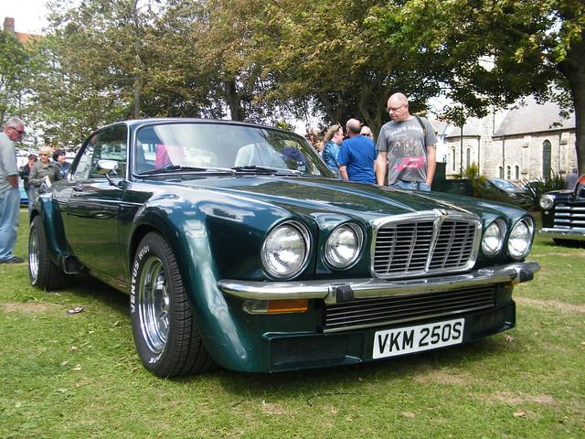 Rod amp custom show 1977 jaguar xj12 c coupe flickr photo sharing