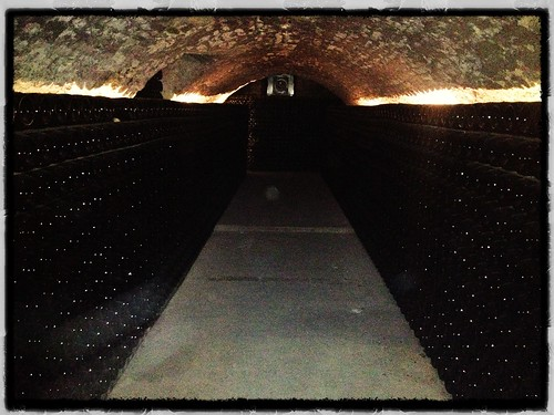 Drappier's Cellar