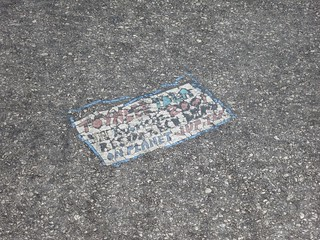 Toynbee Tile At 8th And Market