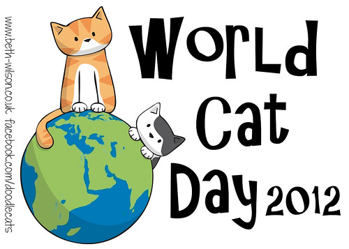 World cat day