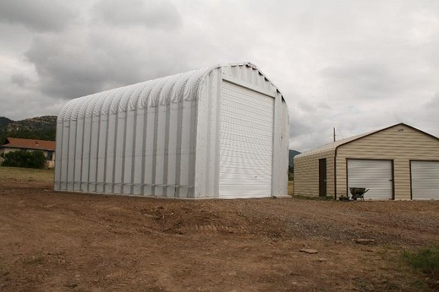Metal Rv Garage Storage Building Flickr Photo Sharing