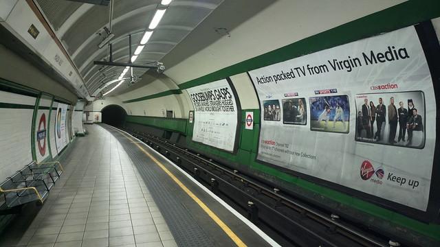 Maida Vale #emptyunderground #Pureview