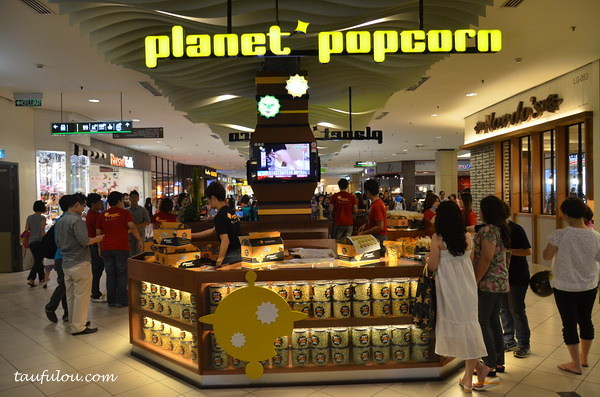 Planet Popcorn from Taiwan - I Come, I See, I Hunt and I Chiak