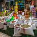 Spice shop, Akko, Israel