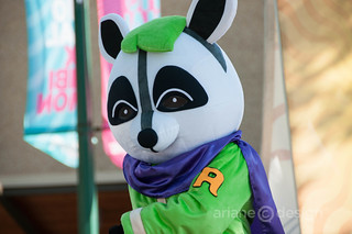 Princess Jubilation/Rugby the Royal Raccoon